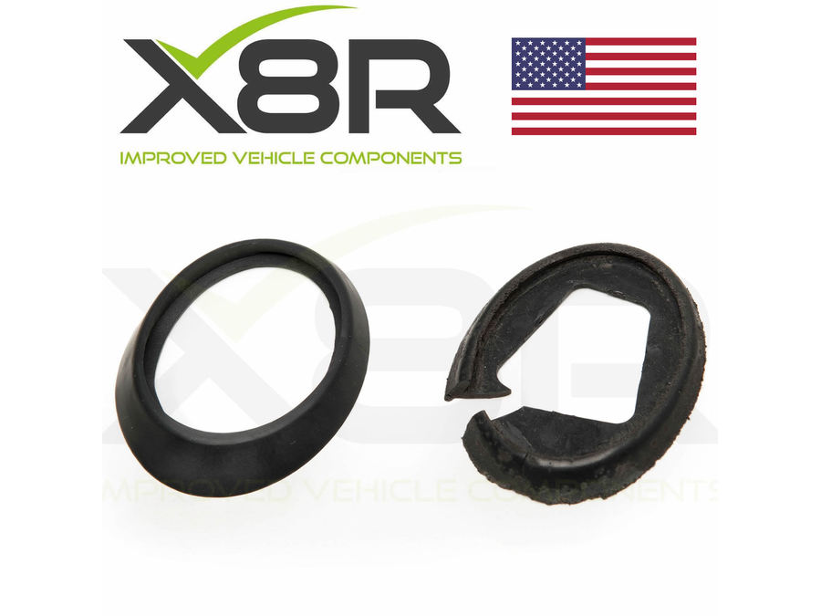 SKODA FABIA OCTAVIA ROOF AERIAL BASE RUBBER GASKET ANTENNA SEAL PART NUMBER: X8R0064