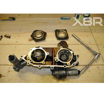 BMW 3 SERIES E46 1998-2005 DOUBLE TWIN DUAL VANOS SEALS REBUILD KIT WITH GASKETS PART NUMBER: X8R0067-X8R0041