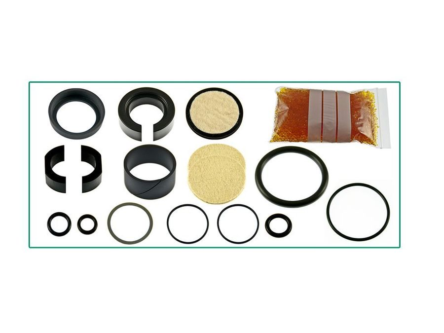 LAND ROVER LR4 / DISCOVERY 4 AIR SUSPENSION COMPRESSOR REBUILD KIT PART NUMBER: X8R46