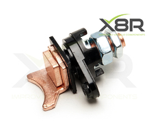 LAND ROVER DISCOVERY DEFENDER STARTER MOTOR REPAIR TD5 CONTACT PLUNGER FAULT FIX PART NUMBER: X8R51