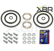 BMW 3 SERIES E46 1998-2005 DOUBLE TWIN DUAL VANOS SEALS REPAIR KIT PART NUMBER: X8R0067-X8R0041