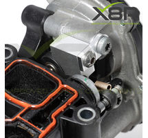 AUDI SEAT SKODA VW 2.0 TDI INTAKE MANOFOLD P2015 ERROR MOTOR REPAIR BRACKET FIX PART NUMBER: X8R0135