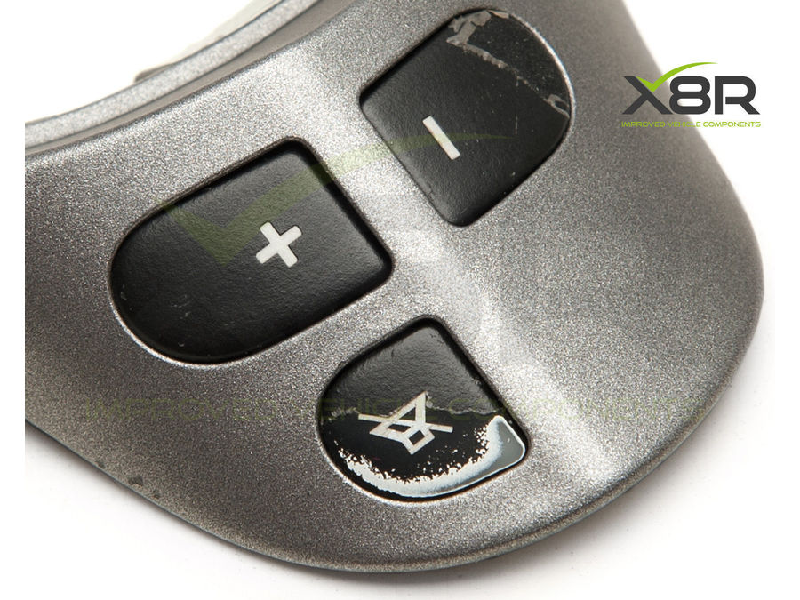 ALFA ROMEO 147 156 166 GT MULTI FUNCTION STEERING WHEEL AUDIO RUBBER BUTTONS PART NUMBER: X8R0086