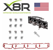AUDI VW 2.0 TFSI INLET INTAKE MANIFOLD RUNNER FLAP DELETE BLANKS KIT PART NUMBER: X8R0132