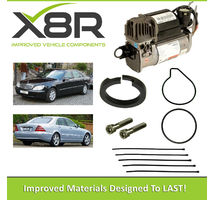 MERCEDES S CLASS W220 WABCO AIR SUSPENSION COMPRESSOR PISTON RING REBUILD KIT PART NUMBER: X8R45