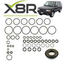 RANGE ROVER P38 EAS AIR SUSPENSION VALVE BLOCK O RING & DIAPHRAGM REPAIR FIX KIT PART NUMBER: X8R26