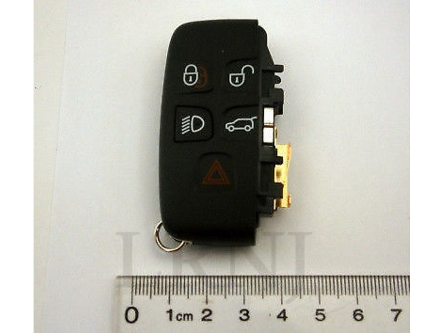 LAND ROVER EVOQUE 2012-2014 REMOTE CONTROL KEY FOB COVER CASE SHINY FINISH PART NUMBER: LR059383
