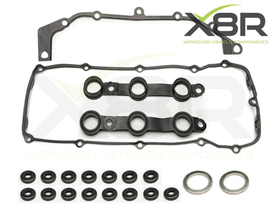 BMW DOUBLE TWIN DUAL VANOS SEALS REPAIR SET KIT M52TU M54 WITH GASKETS PART NUMBER: X8R0067-X8R0041