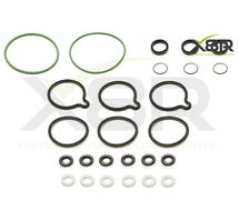 BMW 330D HIGH PRESSURE FUEL PUMP SEALS BOSCH CP1 DIESEL GASKET REPAIR KIT SEAL PART NUMBER: X8R0080