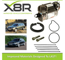 AUDI ALLROAD C5 C6 WABCO AIR SUSPENSION COMPRESSOR PISTON RING REPAIR FIX KIT PART NUMBER: X8R45