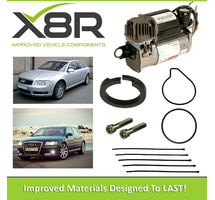 AUDI A8, D3, 4E WABCO AIR SUSPENSION COMPRESSOR PISTON RING REPAIR FIX KIT PART NUMBER: X8R45