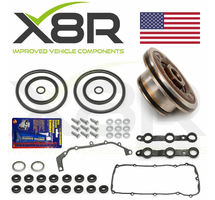BMW TWIN DUAL VANOS REPAIR SEALS SET KIT FIX FOR 3 5 7 Z3 Z4 X3 X5 WITH GASKETS PART NUMBER: X8R0067-X8R0028