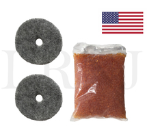 BMW X5, E53 WABCO AIR SUSPENSION COMPRESSOR AIR DRYER FILTRATION REPAIR KIT PART NUMBER: 45/FILTER