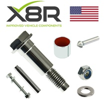 SAAB 9-3 SPORT STIFF GEAR TOWER TURRET REPAIR FIX KIT 55556311 6 SPEED GEARBOX PART NUMBER: X8R31