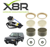LAND ROVER RANGE ROVER P38 AIR SUSPENSION COMPRESSOR REPAIR KIT FIX X2 ANR3731 PART NUMBER: X8R23