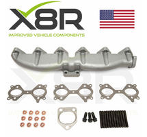 FOR BMW NEW REPLACEMENT CAST IRON EXHAUST MANIFOLD 11627788422 11622248166 PART NUMBER: X8R0095
