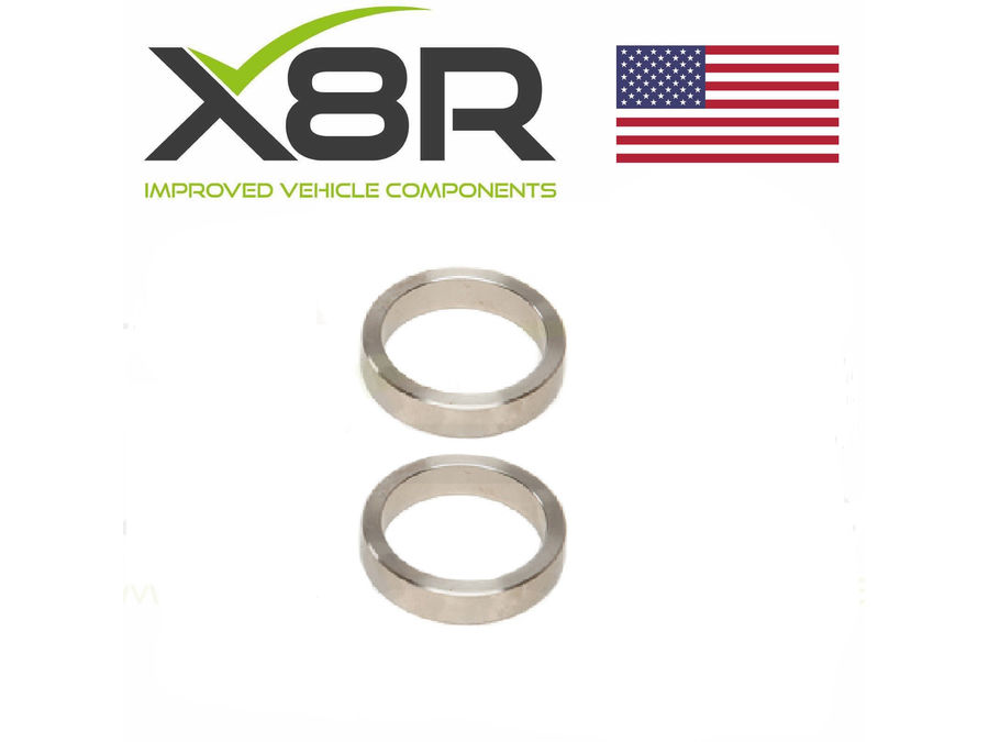 BMW X5 E53 2000-2006 DOUBLE DUAL VANOS ANTI RATTLE RINGS REPAIR KIT PART NUMBER: X8R41/ANTI RATTLE RINGS