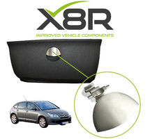 CITROËN C4 GLOVE BOX COMPARTMENT LID HANDLE REPLACEMENT REPAIR FIX KIT STAINLESS PART NUMBER: X8R19