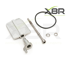 BMW DISA VALVE INTAKE ADJUSTER UNIT REBUILD RATTLE ALUMINIUM FIX M54 2.2 2.5 PART NUMBER: X8R43