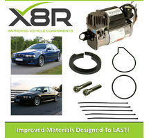 BMW 5 SERIES E39 WABCO AIR SUSPENSION COMPRESSOR PISTON RING REPAIR FIX KIT PART NUMBER: X8R45