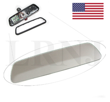 FOR BMW 3 5 7 X SERIES GLASS REPLACEMENT FOR RECTANGLE REAR VIEW MIRROR IE11015313 PART NUMBER: LRNJ5116017028444