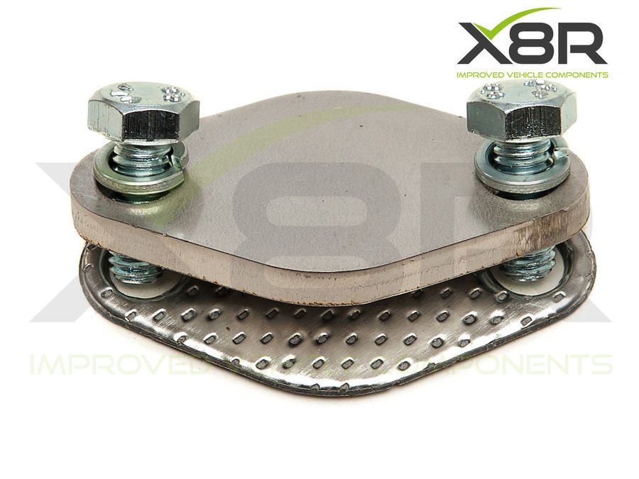 BMW 1 3 Series E87 E90 E91 E92 E93 Shudder EGR Valve Delete Bypass Blank Kit Fix Part Number: X8R0142