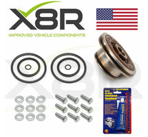 BMW DOUBLE TWIN DUAL VANOS SEALS UPGRADE REPAIR SET KIT M52TU M54 M56 VITON PTFE PART NUMBER: X8R28