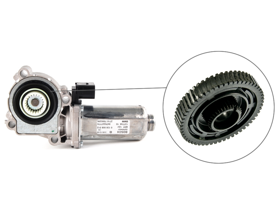 Bmw X3 Transfer Case Motor