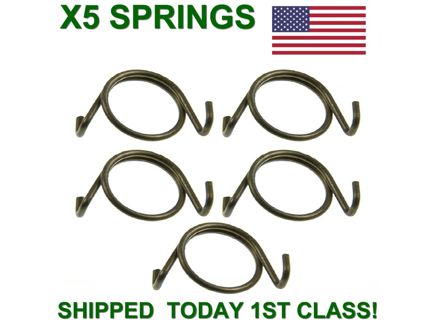 LAND ROVER DISCOVERY 1 RANGE ROVER CLASSIC DOOR LOCK LATCH REPAIR SPRINGS SET PART NUMBER: X8R10