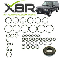 RANGE ROVER CLASSIC EAS AIR SUSPENSION VALVE BLOCK O RING + DIAPHRAGM REBUILD KIT PART NUMBER: X8R26