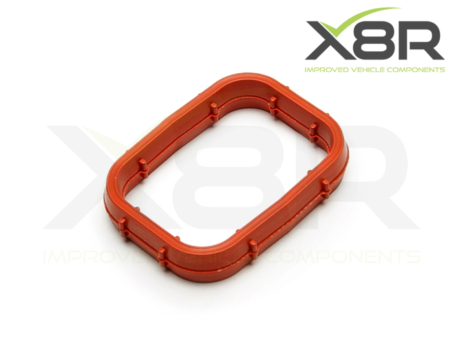 6X 33MM BMW DIESEL SWIRL FLAP BLANKS FLAPS REPAIR WITH INTAKE MANIFOLD GASKETS PART NUMBER: X8R0066-X8R0025