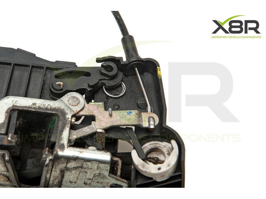 Mercedes M Ml Class W163 Door Lock Actuator Mechanism