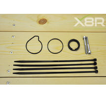BMW X5, E53 2000-2006 WABCO AIR SUSPENSION COMPRESSOR PISTON RING REBUILD KIT PART NUMBER: X8R45