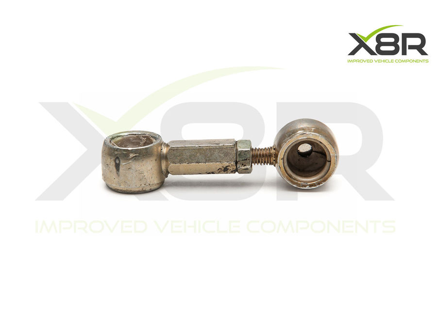 FOR RENAULT CLIO 2 II / CAMPUS CLUTCH PEDAL LINK LINKAGE BALL JOINT BAR ROD KIT PART NUMBER: X8R0075