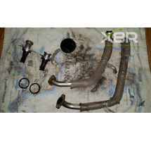 LAND ROVER DISCOVERY MK 3 RANGE ROVER SPORT TDV6 2.7 EGR REMOVAL BLANKS KIT PART NUMBER: X8R-00010
