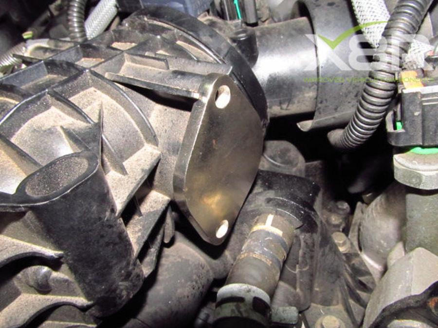 Range Rover Sport Tdv6 2 7 Egr Removal Blanks Kit Remove