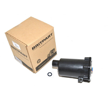 LAND ROVER LR3 & LR4 / DISCOVERY 3 & 4 AIR SUSPENSION COMPRESSOR DRIER WITH O-RING PART NUMBER: VUB504700