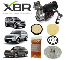 LAND ROVER LR3 / DISCOVERY 3 2005-2009 AIR SUSPENSION COMPRESSOR DRYER REBUILD KIT PART NUMBER: X8R40