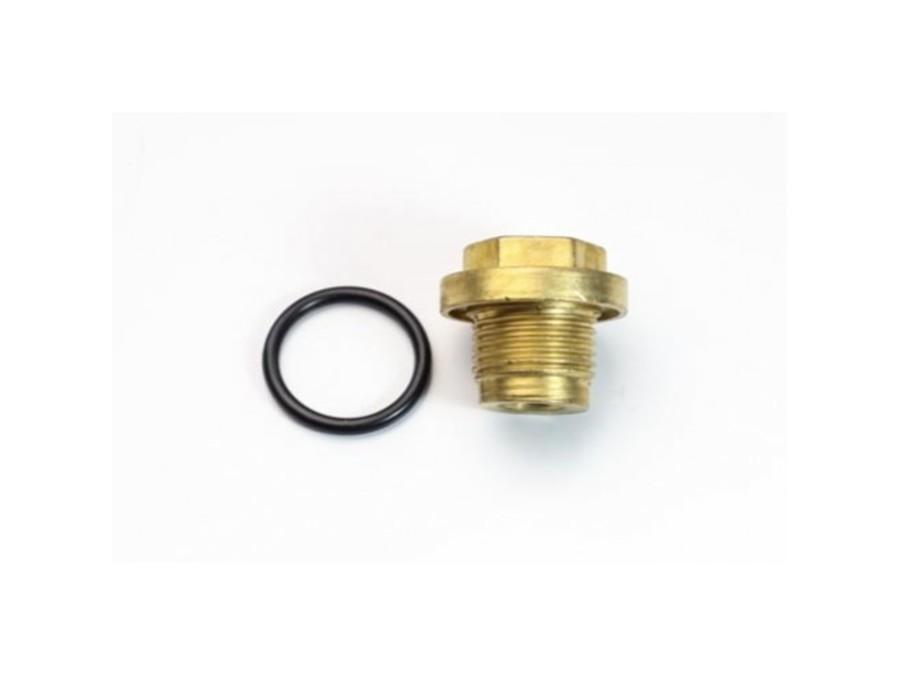 LAND ROVER DEFENDER V8 RADIATOR FILLER PLUG PLASTIC DRAIN AND O RING KIT PART ERR4686 ERR4685