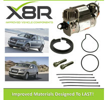 AUDI Q7 2005-2013 WABCO AIR SUSPENSION COMPRESSOR PISTON RING REBUILD KIT PART NUMBER: X8R45