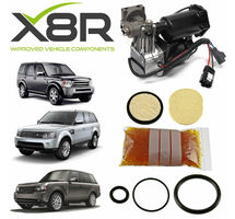 LAND ROVER LR4 / DISCOVERY 4 AIR COMPRESSOR DRIER VUB504700 REBUILD KIT PART NUMBER: X8R35