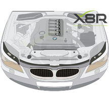 1X 33MM BMW DIESEL SWIRL FLAP REMOVAL FIX REPLACEMENT BLANKS BLANKING BUNGS PART NUMBER: X8R2
