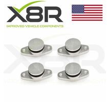 4X 22MM BMW DIESEL SWIRL FLAPS REMOVAL FIX REPLACEMENT BLANKS BLANKING BUNGS PART NUMBER: X8R15