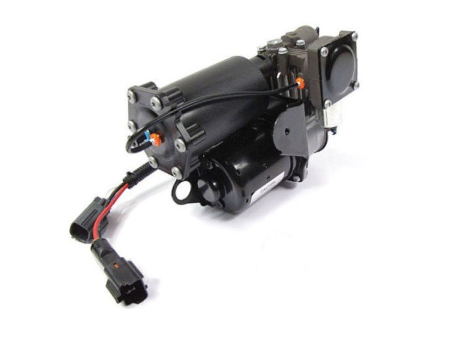 LAND ROVER LR3 / DISCOVERY 3 OEM DUNLOP AIR SUSPENSION COMPRESSOR  PART NUMBER: LR023964 / LR011837A