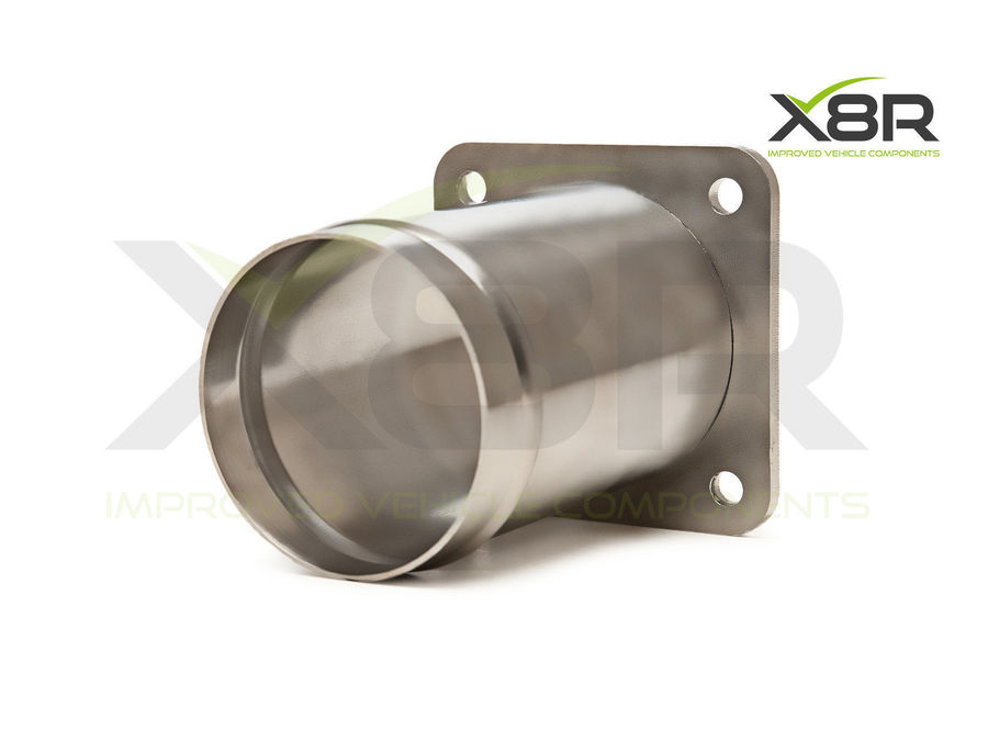 LAND ROVER DISCOVERY DEFENDER TD5 EGR VALVE REMOVAL PIPE TUBE BLANKING COOLER PART NUMBER: X8R0091