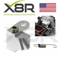 AUDI 2.0 TDI INTAKE MANOFOLD P2015 ERROR MOTOR REPAIR BRACKET FIX PART NUMBER: X8R0135