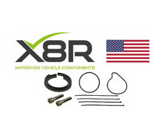 AUDI / MERCEDES / BMW / LAND ROVER / JAGUAR / WABCO AIR SUSPENSION COMPRESSOR REPAIR KIT PART NUMBER: X8R45