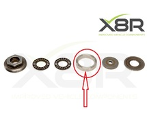 BMW 7 SERIES E38 / E65 /E66 98-05 DOUBLE DUAL VANOS ANTI RATTLE RINGS REPAIR KIT PART NUMBER: X8R41/ANTI RATTLE RINGS
