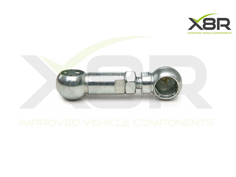 FOR RENAULT TWINGO 2 II CLUTCH PEDAL LINK LINKAGE BALL JOINT BAR ROD REPAIR KIT PART NUMBER: X8R0075