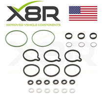 LAND ROVER RANGE ROVER TD6 BOSCH DIESEL FUEL PUMP REPAIR KIT CP1 SEALS GASKETS PART NUMBER: X8R0080